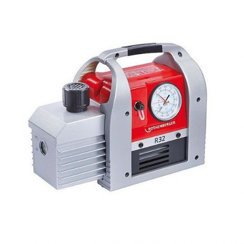 Rothenberger ROAIRVAC 6 CFM Vacuum Pump R32 Ready